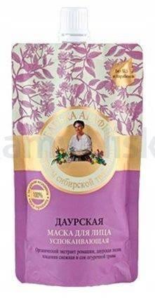 Babuszka Agafia Daurska maska do twarzy 100 ml