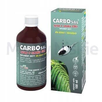 Carbosal Syrop 100 ml