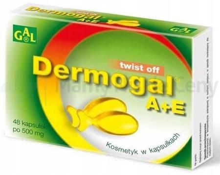 GAL Dermogal A+E 48 kapsułek