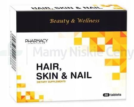 Hair Skin&Nail 30 tabletek PHARMACY LAB.