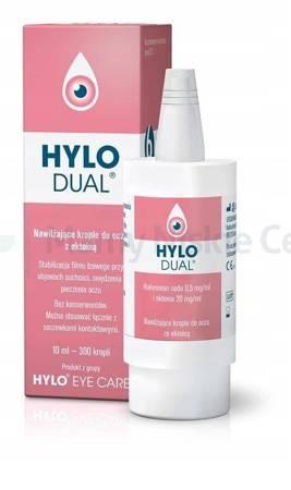 Hylo-Dual (Protect) krople do oczu 10ml