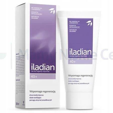 ILADIAN Żel do higieny intymnej 40+ 180 ml