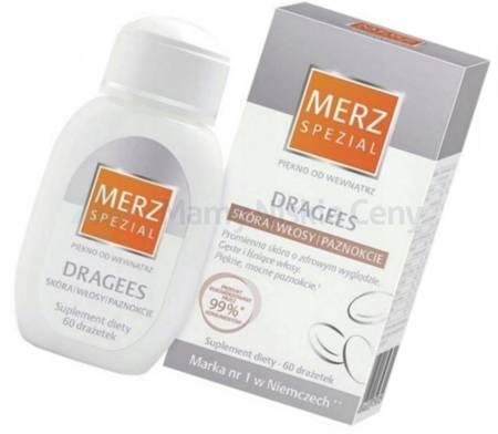 Merz Spezial Dragees 60 tabletek