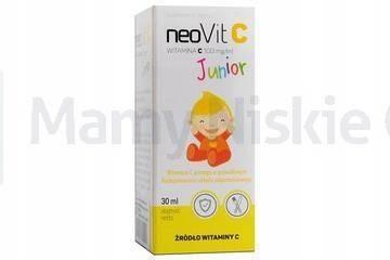 NeoVit C Junior krople 30 ml
