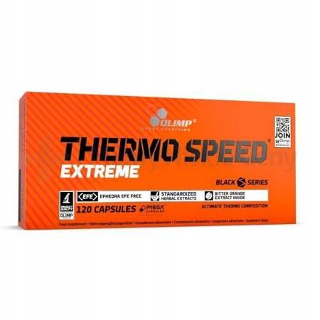 Olimp Thermo Speed Extreme Mega 120 kapsułek