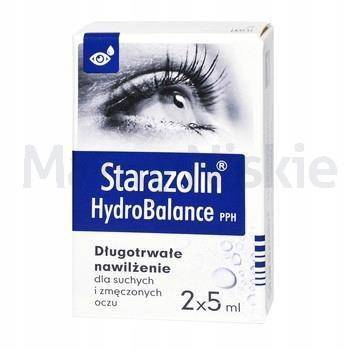 Starazolin HydroBalance 10ml