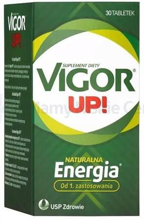 Vigor UP 30 tabletek
