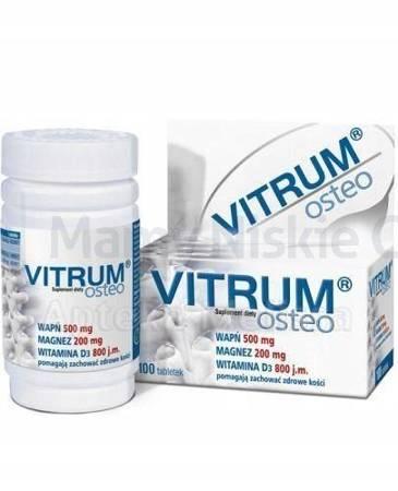 Vitrum Osteo 100 tabletek